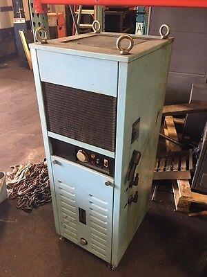 Oilcon Oil Cooler Chiller Unit, # LCO-200PT / LC0-200PT, (2) Used, WARRANTY
