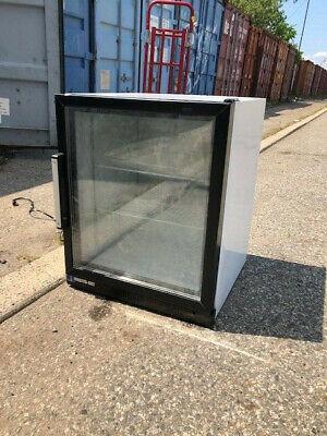 Master Bilt Mbctm4 Commercial Glass Front Freezer