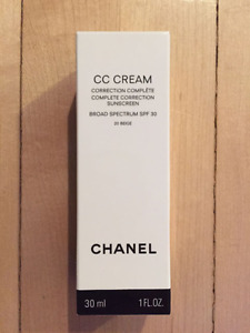 Channel CC Cream