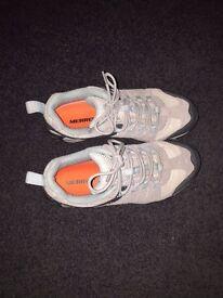 Merrell Ladies walking shoes size 5