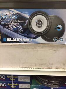 New Blaupunkt Speakers