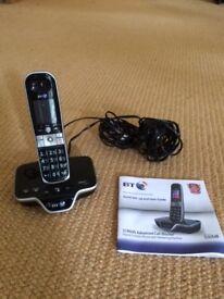 BT8600 Cordless handset