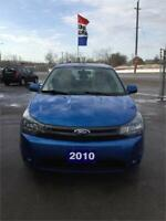 2010 Ford Focus SES St. Catharines Ontario Preview