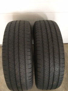 All season tires 225/65R17