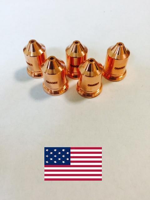 5Pcs 220990      105 /105 Amp Nozzle AFTER MARKET consumable