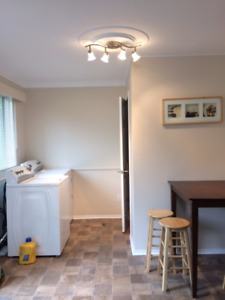 House for rent near St. L C Jan-Apr  (all incl and furnished)