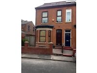 2 rooms to rent in tidy house, professionals or students, no housing benefits