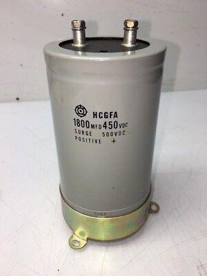 Hitachi / Fanuc HCGFA 1800-MFD 450-VDC Surge 500-VDC, Used, Warranty