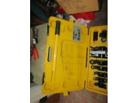 PIPE BENDING SET TOOL IDEAL DIY PLUMBER PIPE FITTER NORTHANTS LOCATION KETTERING