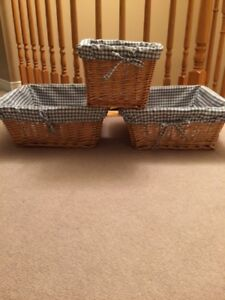 3-Storage Basket Set