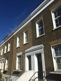 LOVELY - NEWLY REFURBISHED GARDEN FLAT JUST 2 MIN TO NEW CROSS TRAIN STATION