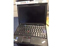 "Thinkpad X201 Laptop 12"" Core i5"