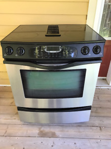 Gen Air Electric Stove