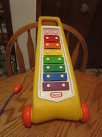 Xylophone musical «Little tikes»