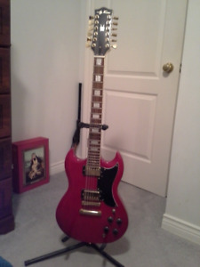 Jay Turser Electric 12 String Guitar