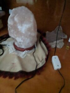 Large Rock Himalaya Lamp (Salt Lamp)
