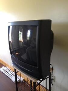 Sears Brand Older Good Working TV with Remote