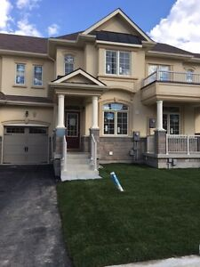 Brand New 3 bdrm Townhouse for lease Mayfield/ Dixie in Brampton