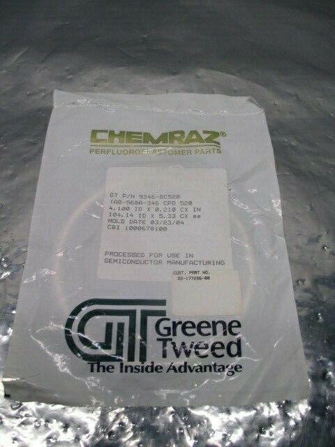 Greene Tweed 9346-SC520 O-ring, AS-568A-346, CPD 520, 100598