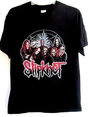 SLIPKNOT...BLACK...T-SHIRT...NEW...sz LARGE
