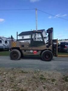 14,000lb Forklift St. John's Newfoundland image 5
