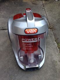 Never used Vax vacuum cleaner (no hose)