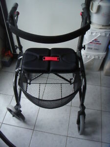 Nexus 3 rollator walker ( with basket )