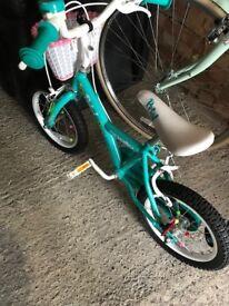 small children's bike . kids bike 14 inch wheel