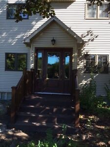 Family home near Westboro for rent as of late August/September 1