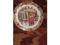 Royal Albert Christmas Plates