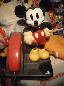 101 Dalmations, Mickey Mouse and Sprout Phones Cambridge Kitchener Area image 4