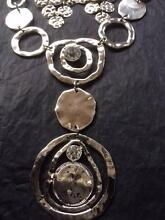Amrita Singh Collection - Silver Jewellery - Necklace & Earrings Ferryden Park Port Adelaide Area Preview