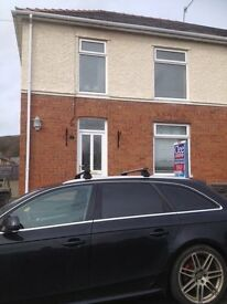 2br house for rent (Short term) at Abercrave Swansea Valley