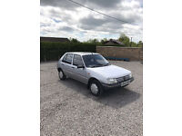 1993 Peuegto 205 Junior Diesel with only 50,000 Genuine Mile's - Cheap Classic