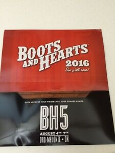 Boots and Hearts 2016