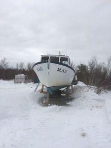 Boat-210 cummins
