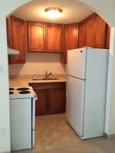 One bedroom apartments $800 and up