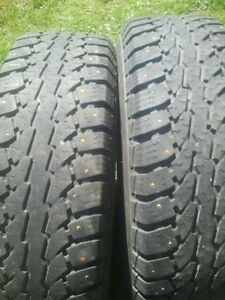 """Pair of Lt245/75/16"""" Tires/Also set of 4(same size)"""