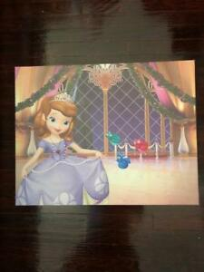 Sofia the First Canvas Picture