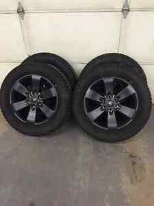 Ford tire and rim package