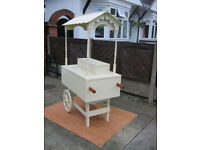 Sweet/Candy Cart. Quality Purpose Made £425.00