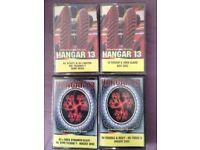 ORIGINAL HANGER13 TAPES & TAPE PLAYER