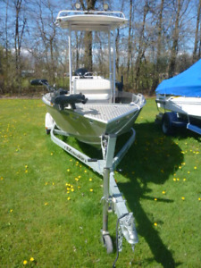 Durable, Fast, Stanley Type Fishing Boat $22500