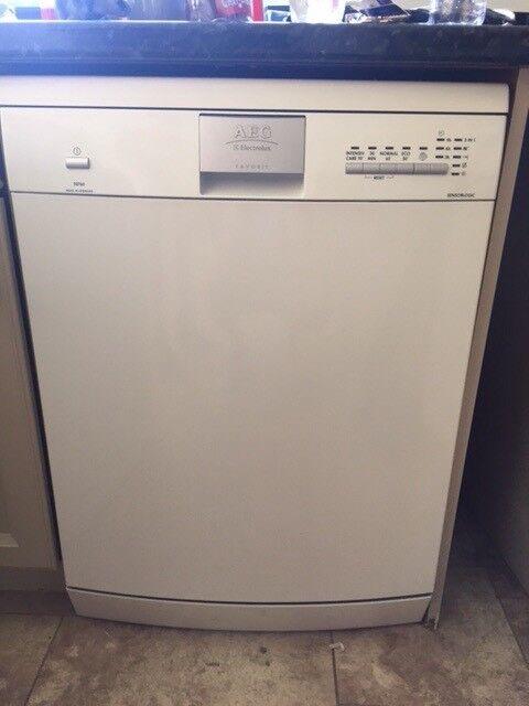 Aeg Favorit 50760 Dishwasher In Brampton Cumbria Gumtree