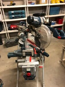 Bosch Miter Saw complete with Stand