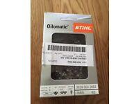 Stihl Genuine Brand new boxed Oilomatic chain saw chain 26RS-62