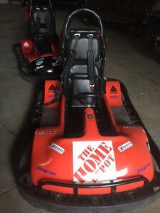 KREATIVE KARTS, GO KARTS, RECREATIONAL KARTS, AMUSEMENT KARTS