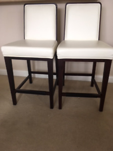 2 Top of the Line Stools