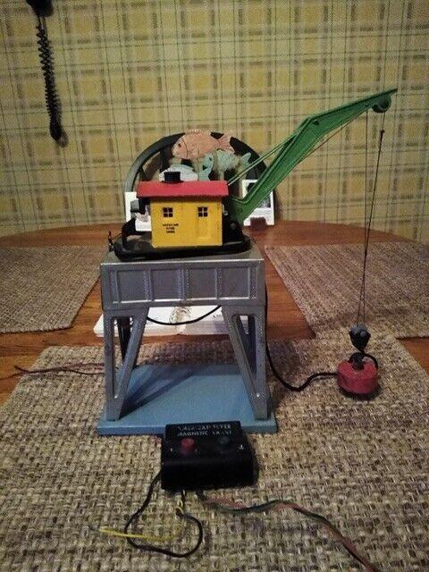 American Flyer #583 Magnetic Crane