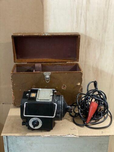 James G. Biddle Megger Insulation Tester 7676 Vintage 826150